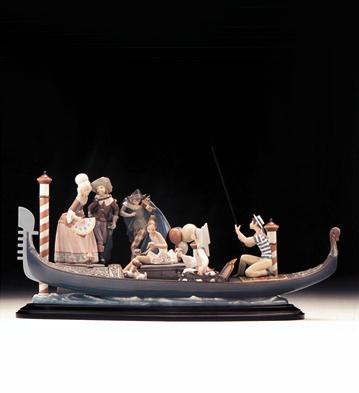 Venice Festival Lladro Figurine