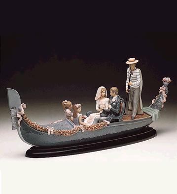 Venice Vows (l.e.) (b) Lladro Figurine