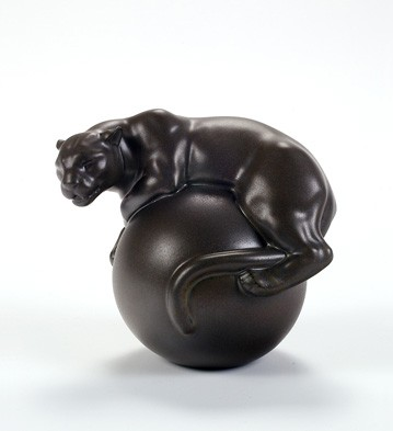 Vigilant (paperweight) Lladro Figurine