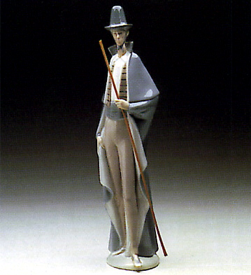Village Mayor Lladro Figurine