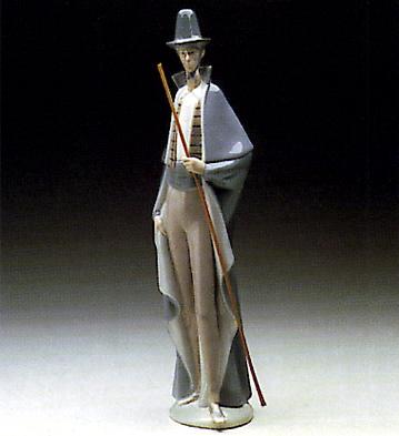 Village Mayor Lladro Figurine