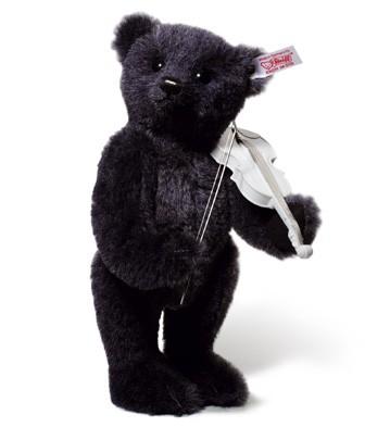 Violinist Teddy Bear Lladro Figurine