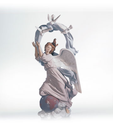 Vision of Peace Lladro Figurine