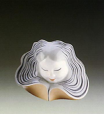 Water Baby Vase Lladro Figurine