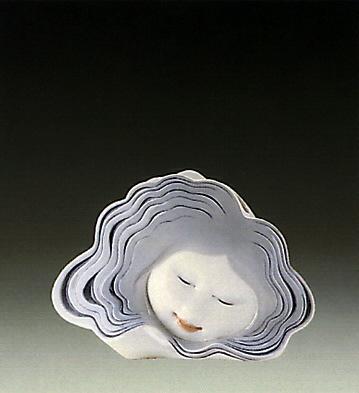 Water Dreamer Vase Lladro Figurine
