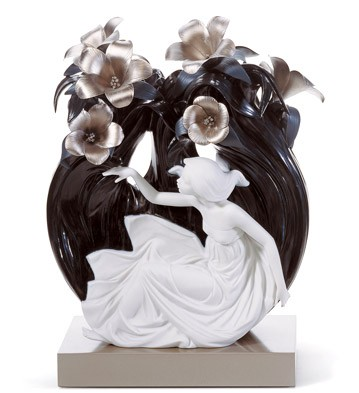 Water Nymph (re-deco) Lladro Figurine