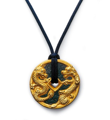 Wealth Magnet (gold) Lladro Figurine