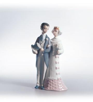 Wedding Lladro Figurine