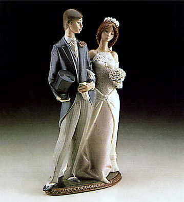 Wedding Lladro Figurine
