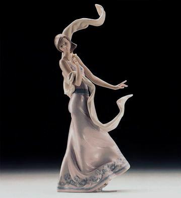 Wind Of Peace Lladro Figurine