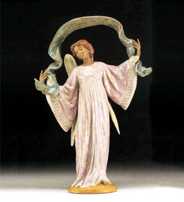 Winged Love Lladro Figurine
