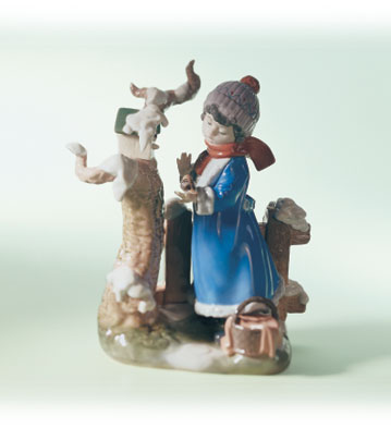 Winter Frost Lladro Figurine