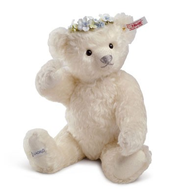 Winter Teddy Bear Lladro Figurine