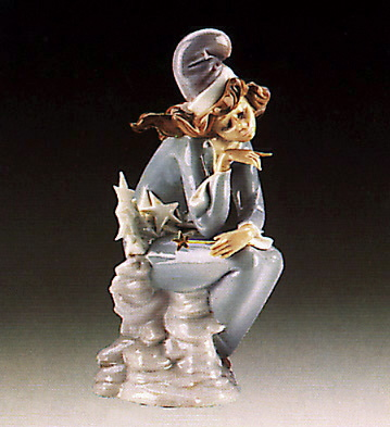 Wishing On A Star Lladro Figurine