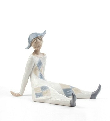 Wistful Memories Lladro Figurine