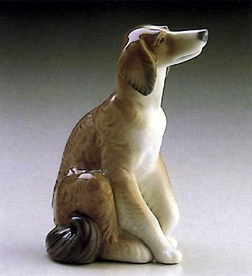 Wolf Hound Lladro Figurine