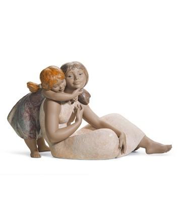 World's Best Mom Lladro Figurine