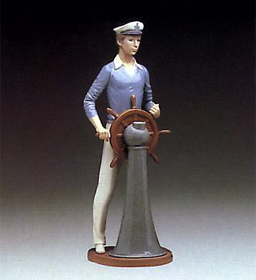 Yachtsman Lladro Figurine