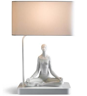Yoga I - Lamp (us) Lladro Figurine