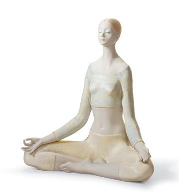Yoga I Lladro Figurine