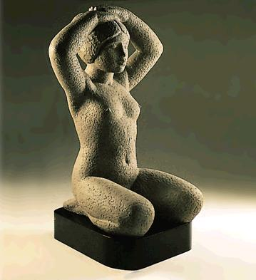 Yoga (l.e.) (b) Lladro Figurine