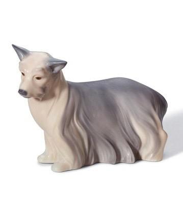 Yorkshire Terrier Lladro Figurine