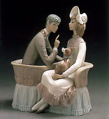 You And Me Lladro Figurine