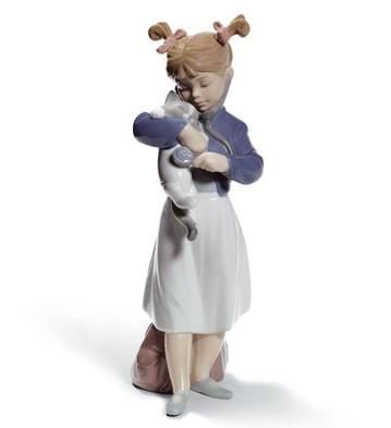 You'll Feel Better! Lladro Figurine
