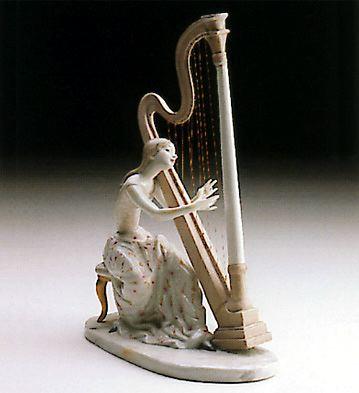 Young Arphist Lladro Figurine