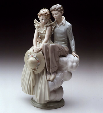 Young Love Lladro Figurine