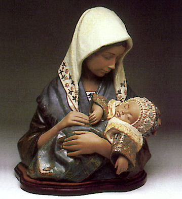 Young Mother (b) Lladro Figurine