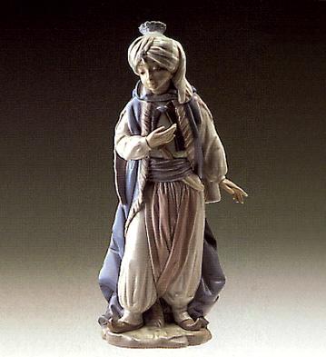 Young Sultan Lladro Figurine