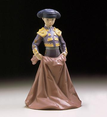 Young Torero Lladro Figurine